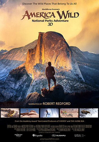Wildes Amerika 3D - Abenteuer Nationalparks
