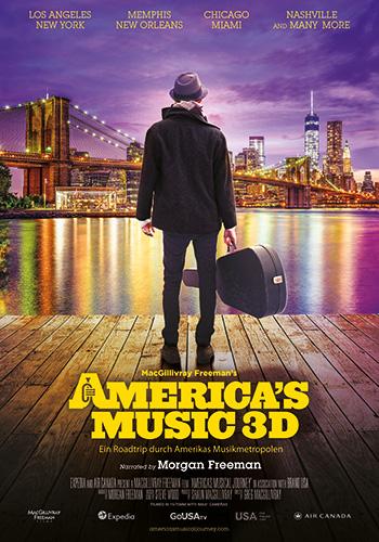 Amerikas Musik 3D
