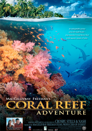 Coral Reef Adventure Large Format