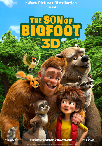 The Son of Bigfoot 3D