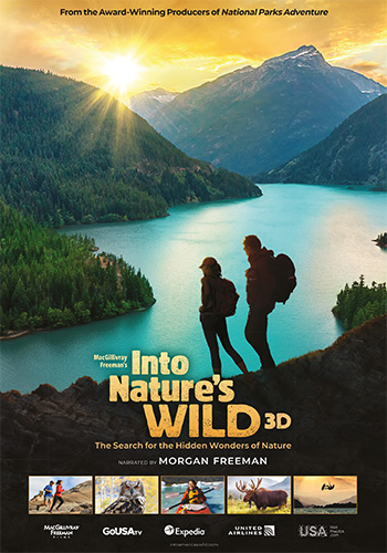 Into Nature's Wild 3D